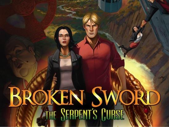 Постер к Русификатор Broken Sword: The Serpent's Curse