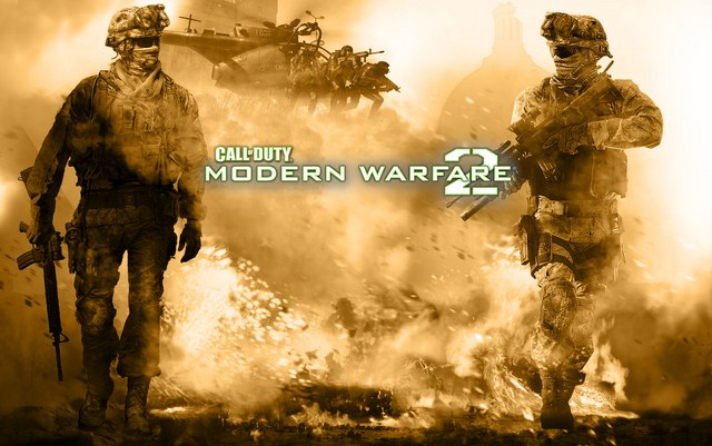 Постер к Русификатор Call of Duty: Modern Warfare 2