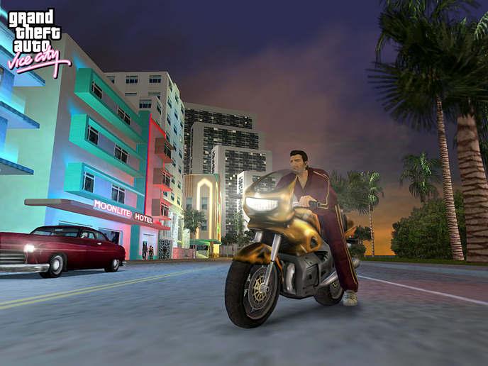 Постер к Русификатор GTA: Vice City (текст+звук)