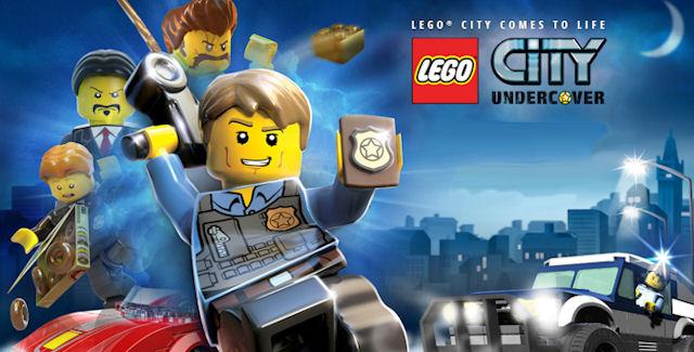 Постер к Русификатор LEGO City Undercover
