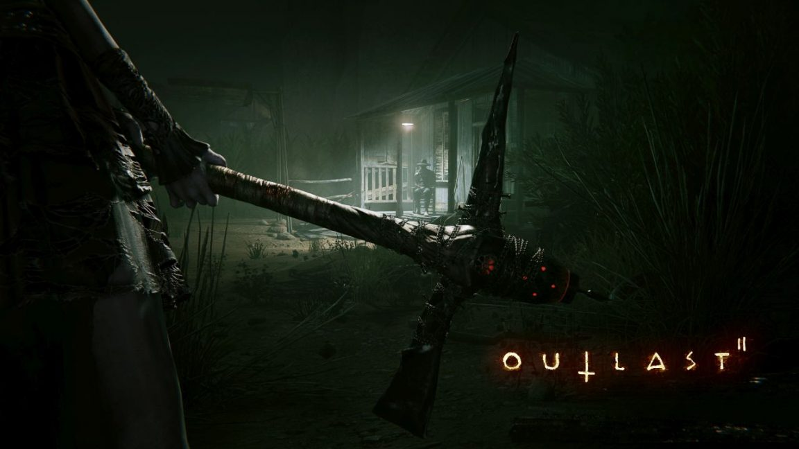 Постер к Русификатор Outlast 2