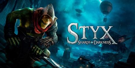 Постер к Русификатор Styx: Shards of Darkness