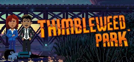 Постер к Русификатор Thimbleweed Park