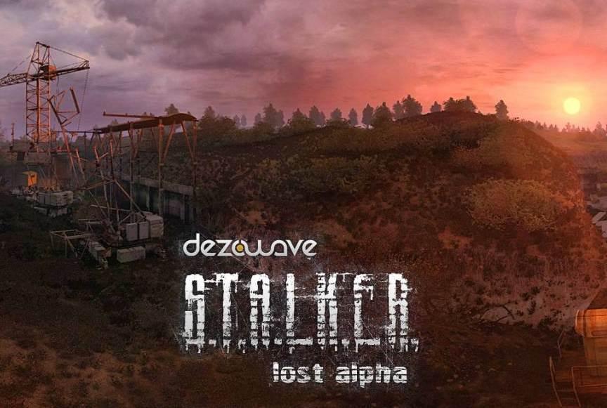 Постер к Русификатор S.Т.A.L.К.Е.R.: Lost Alpha