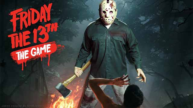 Постер к Русификатор Friday the 13th: The Game