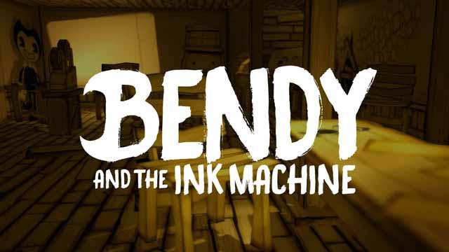 Постер к Русификатор Bendy and the Ink Machine