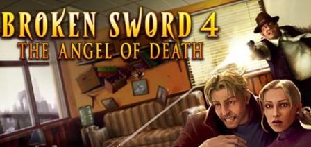 Постер к Русификатор Broken Sword 4 - the Angel of Death (текст+звук)