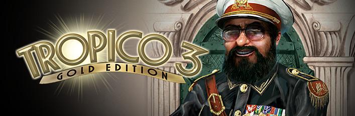 Постер к Русификатор Tropico 3: Gold Edition (текст+звук)