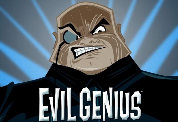 Постер к Русификатор Evil Genius