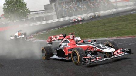 Постер к Русификатор F1 2011
