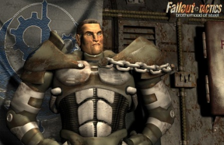 Постер к Русификатор Fallout Tactics: Brotherhood of Steel (звук)