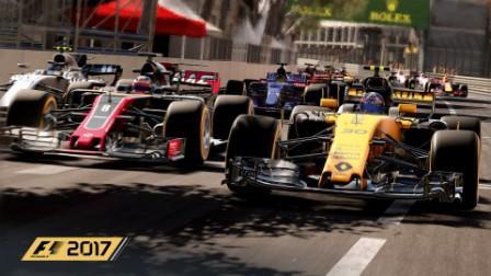 Постер к Русификатор F1 2017