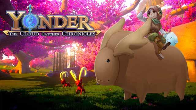 Постер к Русификатор Yonder: The Cloud Catcher Chronicles