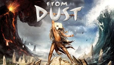 Постер к Русификатор From Dust (текст)