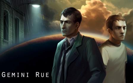 Постер к Русификатор Gemini Rue (звук)