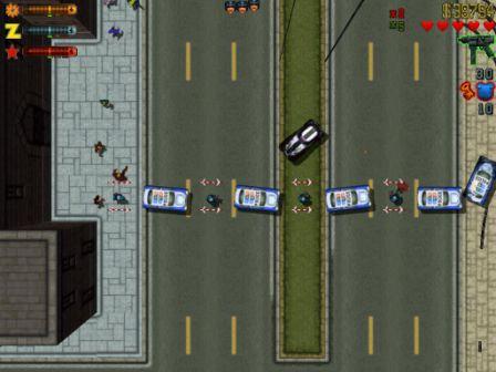 Постер к Русификатор Grand Theft Auto 2