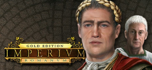 Постер к Русификатор Imperium Romanum - Gold Edition (текст+звук)
