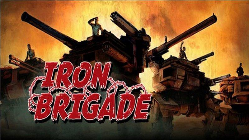 Постер к Русификатор Iron Brigade (текст)