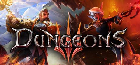 Постер к Русификатор Dungeons 3 (текст+звук)