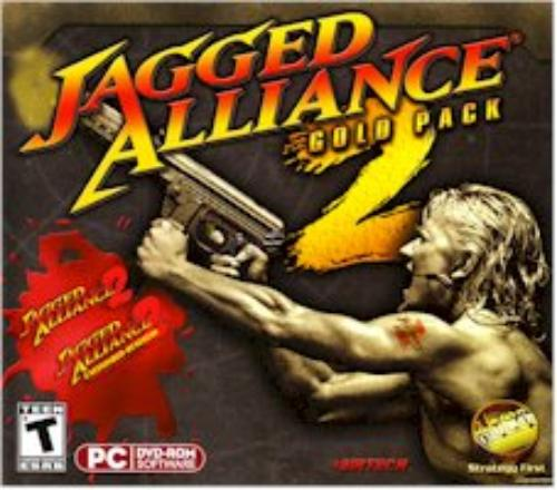 Постер к Русификатор Jagged Alliance 2: Gold Pack (звук+видео)