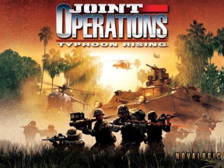 Постер к Русификатор Joint Operations: Typhoon Rising (текст+звук)