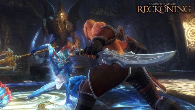 Постер к Русификатор Kingdoms of Amalur: Reckoning (+ All DLC)