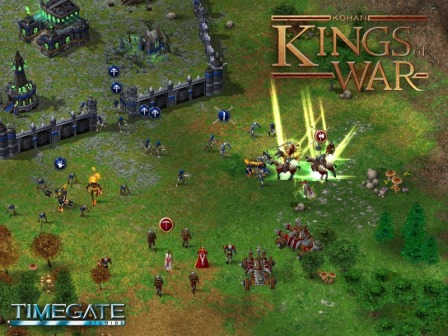 Постер к Русификатор Kohan II: Kings of War