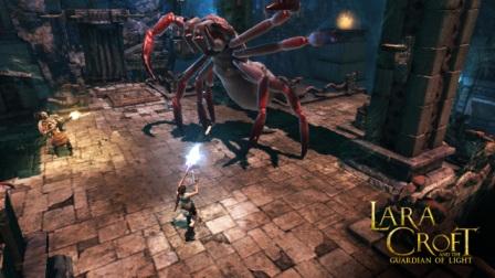 Постер к Русификатор Lara Croft and the Guardian of Light (текст)