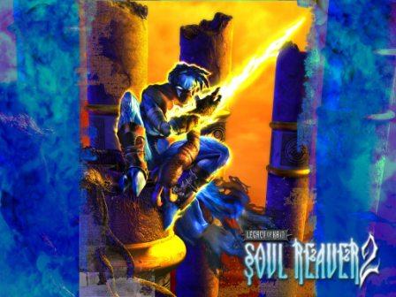 Постер к Русификатор Legacy of Kain: Soul Reaver 2 (текст+звук)