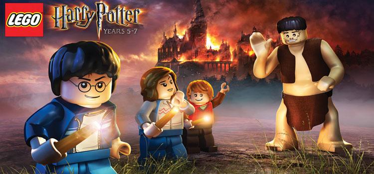 Постер к Русификатор LEGO Harry Potter: Years 5-7 (текст)