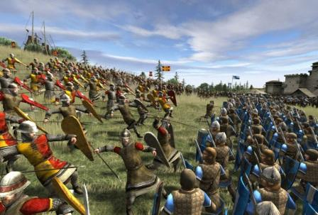 Постер к Русификатор Medieval: Total War (звук)