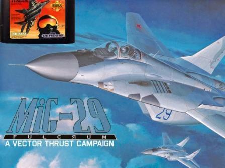 Постер к Русификатор MiG-29 Fulcrum (текст+звук)