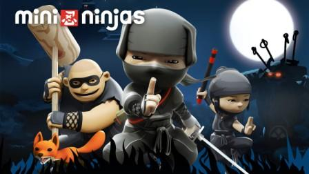 Постер к Русификатор Mini Ninjas (текст)