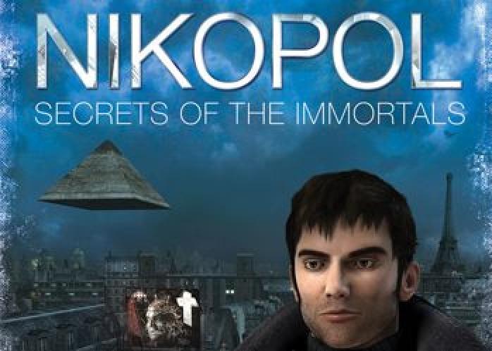 Постер к Русификатор Nikopol: Secrets of the Immortals (текст+звук)
