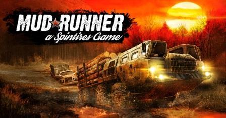 Постер к Русификатор Spintires: MudRunner (текст+звук, пиратка)