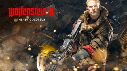 Постер к Русификатор Wolfenstein II: The New Colossus (текст+звук, пиратка)