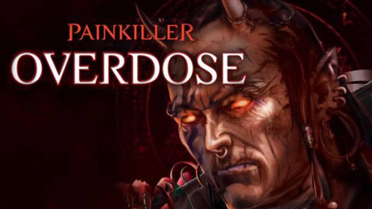 Постер к Русификатор Painkiller: Overdose (звук+видео)