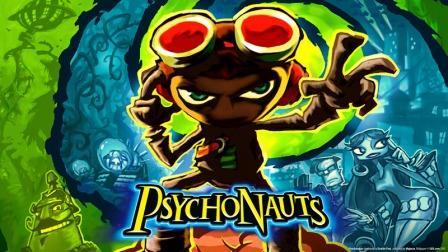 Постер к Русификатор Psychonauts (текст+звук) [доработанный]