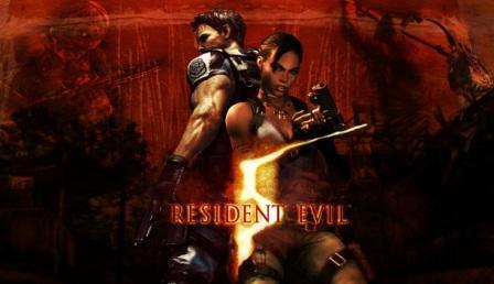 Постер к Русификатор Resident Evil 5 / Biohazard 5 (звук)