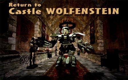 Постер к Русификатор Return to Castle Wolfenstein (текст+звук)