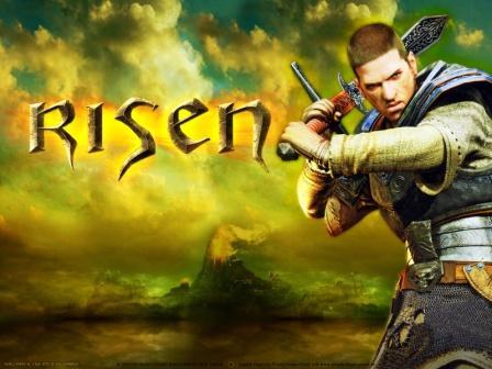 Постер к Русификатор Risen (текст+звук)