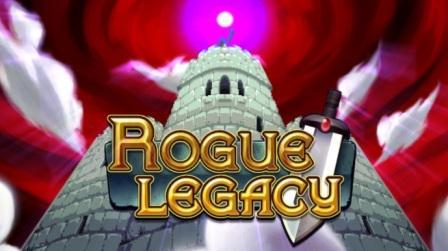 Постер к Русификатор Rogue Legacy (текст)