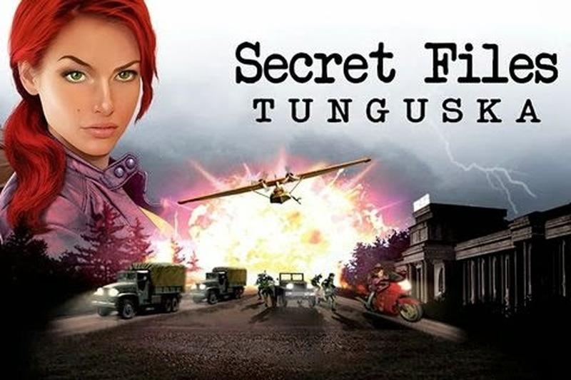Постер к Русификатор Secret Files: Tunguska (текст+звук)