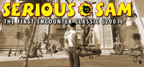 Постер к Русификатор Serious Sam Classic: The First Encounter (текст+звук)