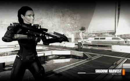 Постер к Русификатор Shadow Harvest: Phantom Ops (текст)