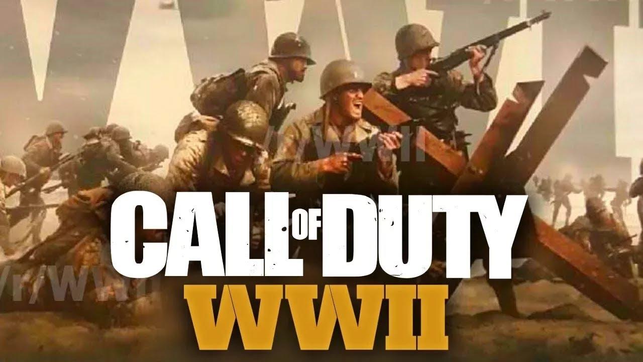 Постер к Русификатор Call of Duty: WWII (текст+звук, пиратка)