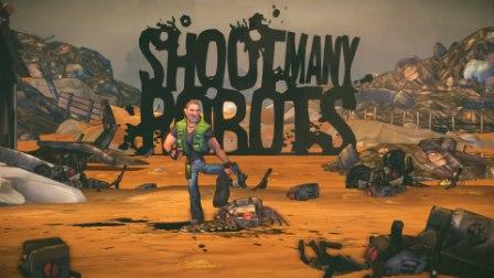 Постер к Русификатор Shoot Many Robots (текст)