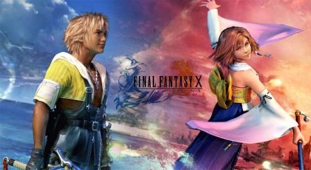Постер к Русификатор Final Fantasy X (FFX)