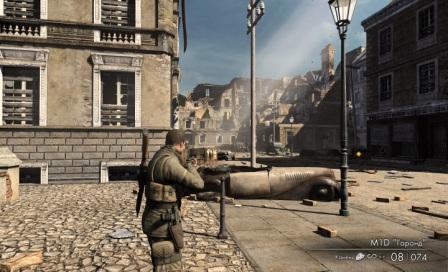 Постер к Русификатор Sniper Elite (текст)