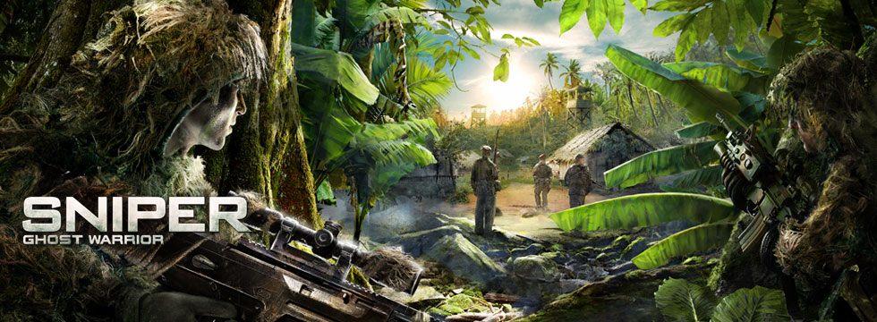 Постер к Русификатор Sniper: Ghost Warrior (текст+звук)